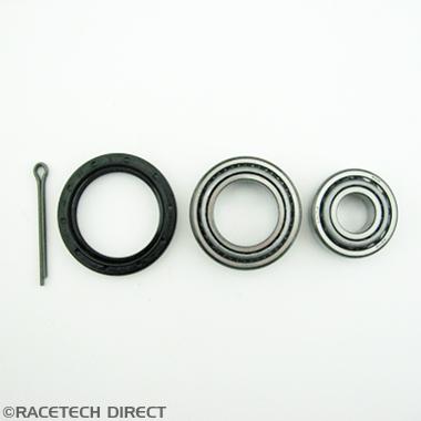 Racetech - Part No. TVR 025C008A Front wheel bearing kit;Tasmin