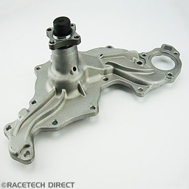Racetech - Part No. TVR 025E037AA TVR Water Pump V6  2.8 Odd Models