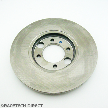 025J024A Rear Brake Disc Tasmin