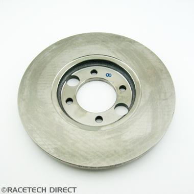 025J024A Rear Brake Disc Tasmin