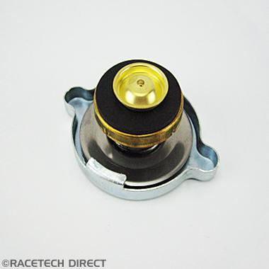 Racetech - Part No. TVR 025K005A TVR Radiator Cap 15lb