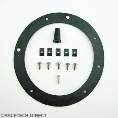 Racetech - Part No. TVR 025M476A Headlamp bowl assembly