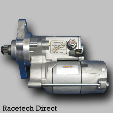 Racetech - Part No. TVR 035E 619AHT TVR Starter Motor HT For Rover V8