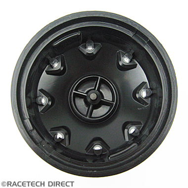 Aftermarket - Part No. TVR 035E782A Distributor Cap TVR Rover V8 - Black