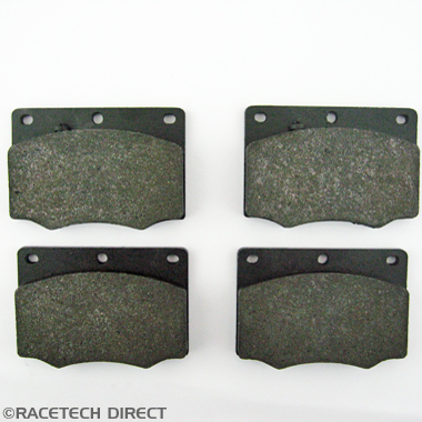 Racetech - Part No. TVR 039J018A Brake pad Tasmin Vented Disc
