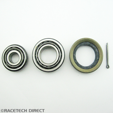 Racetech - Part No. TVR 15644/5/7 Front wheel bearing kit M and Vixen