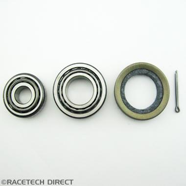 Racetech - Part No. TVR 15644/5/7 Front wheel bearing kit M and Vixen