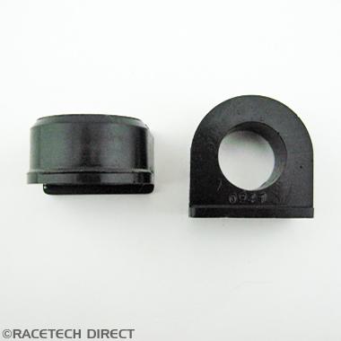 Racetech - Part No. TVR 15742P Steering rack mount M and Vixen Poly