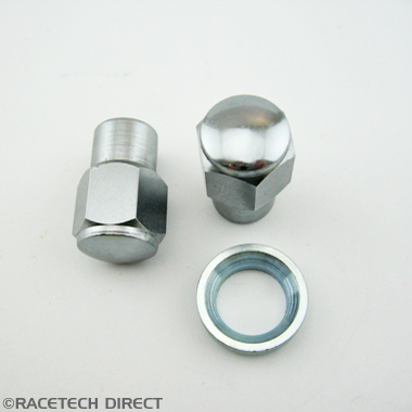 Racetech - Part No. TVR 16207 Wheel nut Wolfrace wheel