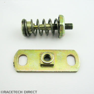 16220 Bonnet Catch/ball pin/spring assy