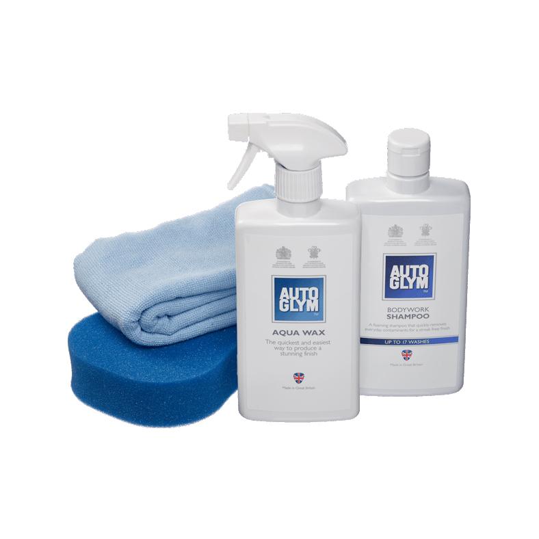 RDBWPKIT AutoGlym Bodywork Wash & Protect Complete Kit