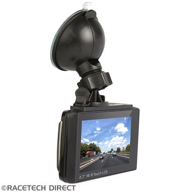 Racetech - Part No. TVR 5019896137047 SNOOPER DVR-4 HD Dash Cam