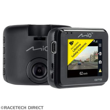 5415N5300011 MIO MIVUE C330 GPS Dash Cam