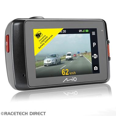 Racetech - Part No. TVR 5420027525648 MIO MiVUE 698 DUAL Dash Cam