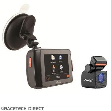 5420027525648 MIO MiVUE 698 DUAL Dash Cam