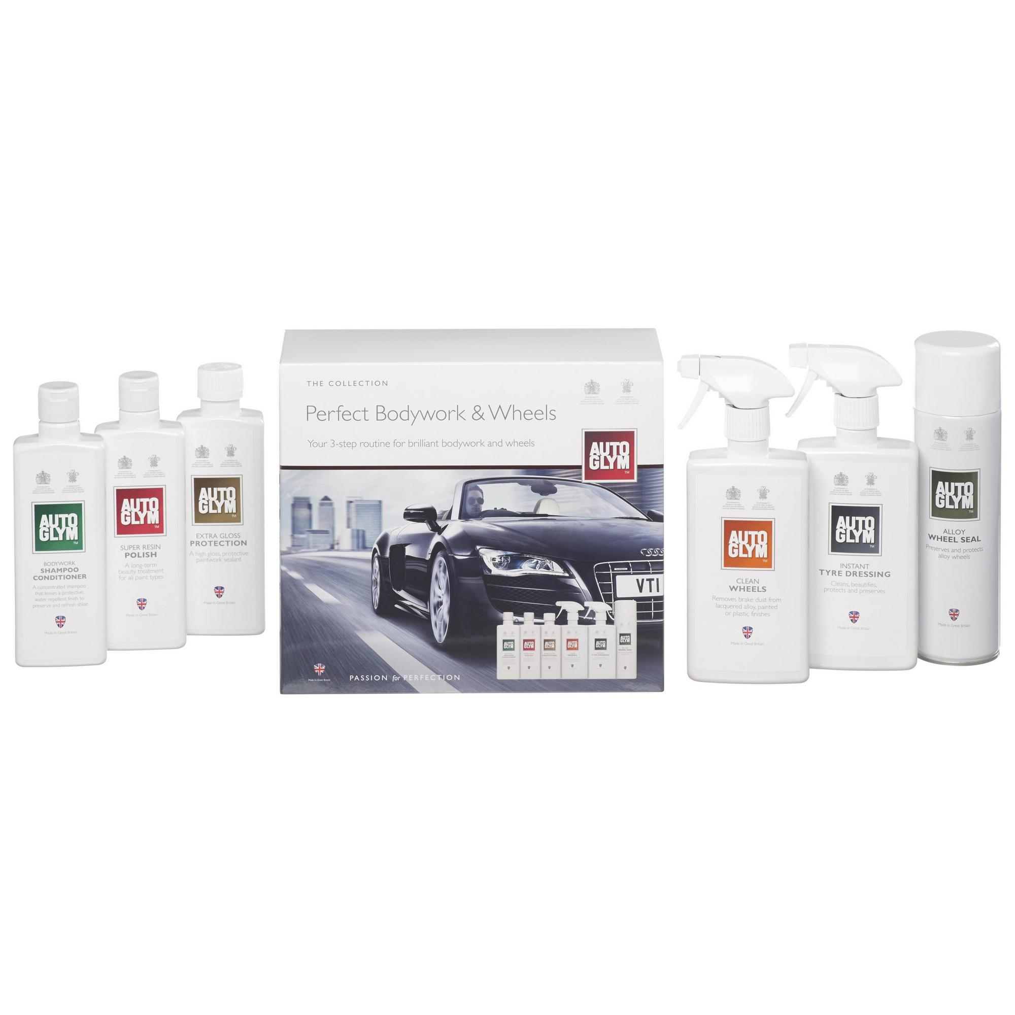 RDVP9SBW AutoGlym Bodywork & Wheels Collection