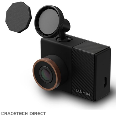 Racetech - Part No. TVR 010-01750-11 GARMIN DASH CAM 55