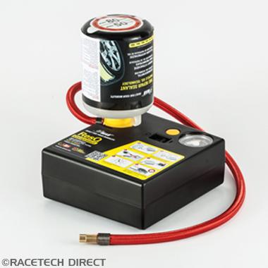 Racetech - Part No. TVR AMResQ_Kit ResQ Tyre Repair Kit