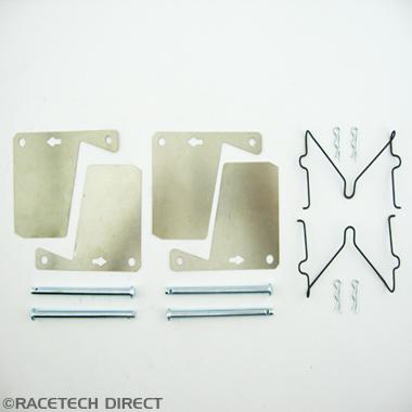 15886  Brake pad retaining pin kit Front TVR M and Vixen