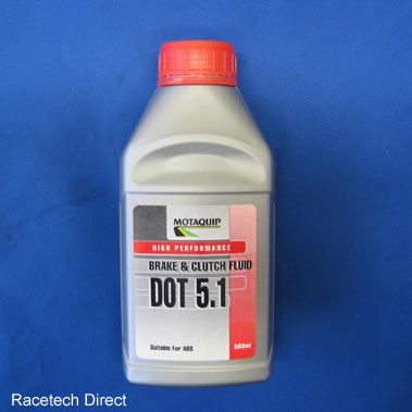 BP632 DOT 5.1 Brake & Clutch Fluid 1Ltr