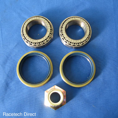 D0057KLH Rear Wheel Bearing Kit LH (NSR) Griff/Chim