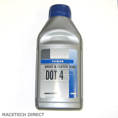 DOT4 Brake & Clutch Fluid  Dot 4