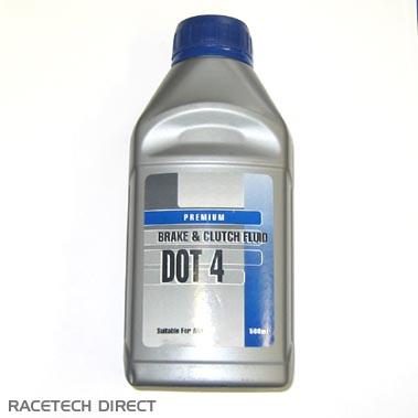 DOT4 Brake & Clutch Fluid  Dot 4