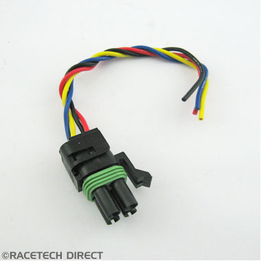Racetech - Part No. TVR E0121A Stepper Motor Plug