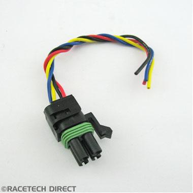 E0121A Stepper Motor Plug