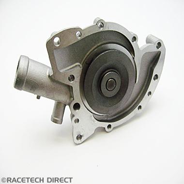 Aftermarket - Part No. TVR E0199 TVR Water Pump - TVR Pre Serpentine Engine