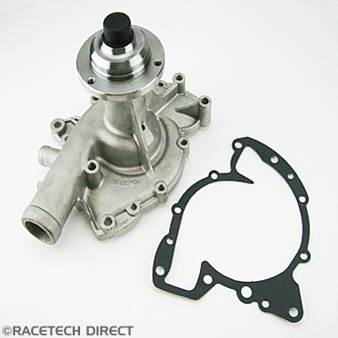 E0199 TVR Water Pump - TVR Pre Serpentine Engine