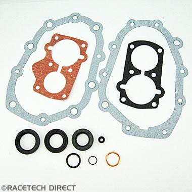 Racetech - Part No. TVR E0449 TVR Gearbox Gasket Kit Rover LT77