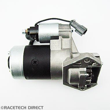 Racetech - Part No. TVR E2101HT TVR Starter Motor HT  AJP V8 Cerbera
