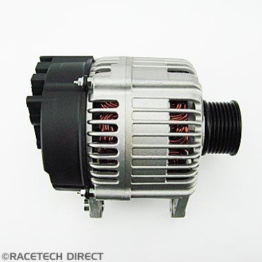 Original Equipment - Part No. TVR E2152  TVR ALTERNATOR 100 AMP TVR V8, TVR Speed 6 & TVR AJP