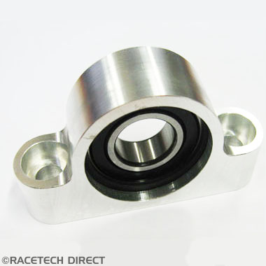 E6312A Auxiliary Shaft Bearing Housing WITH Bearing for all speed 6 models.