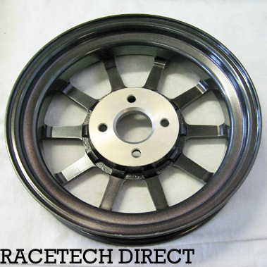 Original Equipment - Part No. TVR G0002 TVR Wheel Space Saver Rim