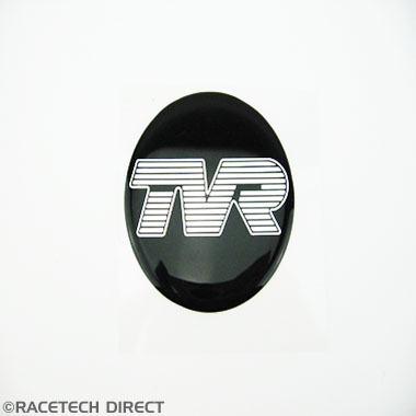 G0013 TVR Badge For TVR Griffith Estoril Rims