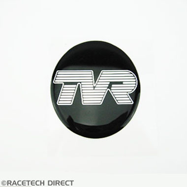 Racetech - Part No. TVR G0013 TVR Badge For TVR Griffith Estoril Rims
