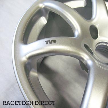 Original Equipment - Part No. TVR G0132 TVR SPIDER WHEEL RIM REAR 18 - TVR