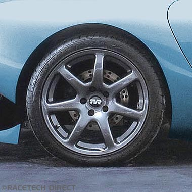 Original Equipment - Part No. TVR G0134 TVR Spider Wheel Rim REAR 18