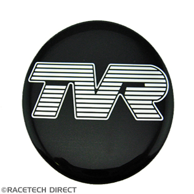 Original Equipment - Part No. TVR G0135A TVR Wheel Badge For 18