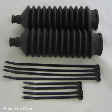 H0151 Steering Rack Boot Manual Early Alloy Casting