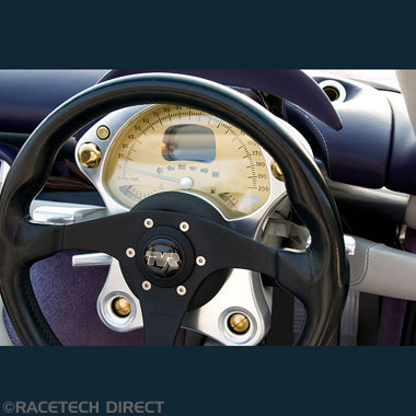 Racetech - Part No. TVR H0632 H0633 TVR Steering Column Stalk Set Tuscan