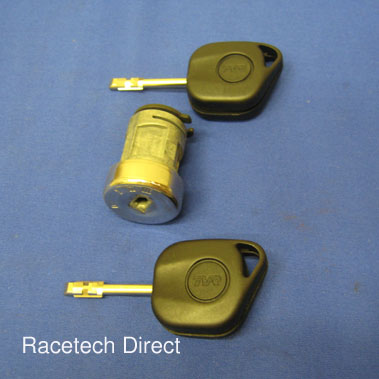 H0757 TVR Ignition Barrel and Key