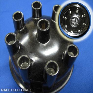 035E782A Distributor Cap TVR Rover V8 - Black