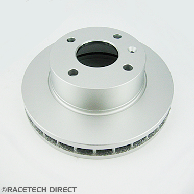 Aftermarket - Part No. TVR J0001A TVR Brake Disc Front - Chimaera & Griffith