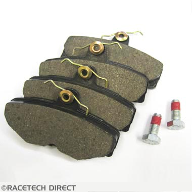 Aftermarket - Part No. TVR J0104B Brake Pads Rear Set - TVR Chimaera & Griffith