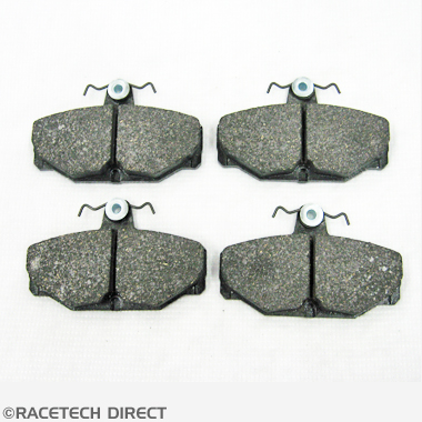 J0104C TVR Brake Pad Rear Ferodo DS2500