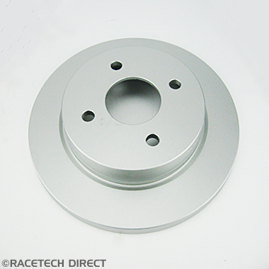 J0106A TVR Brake disc Rear solid