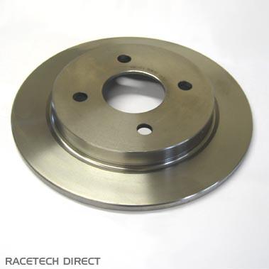 J0106A TVR Brake disc Rear solid